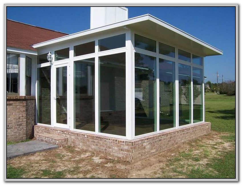 Pensacola Patio Covers Inc Sunrooms